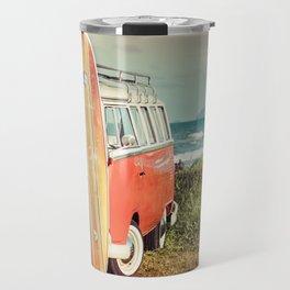 Surf bus Travel Mug