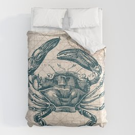 Oh Crab! Comforters