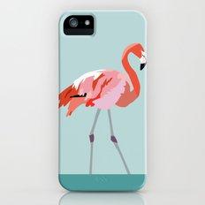 Flamingo Slim Case iPhone SE