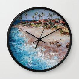 Windansea Wall Clock