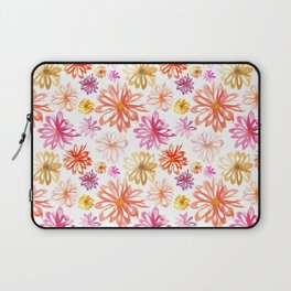 Painted Floral I Laptop Sleeve
