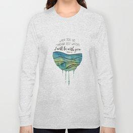 Deep Waters Long Sleeve T-shirt