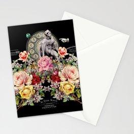 Nuit des Roses Revisited for Him Stationery Cards