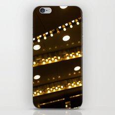 Diagonal iPhone & iPod Skin