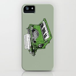 The Composition - G. iPhone Case