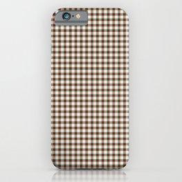 Stewart Tartan iPhone Case