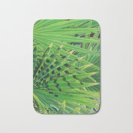 Fan Palm Bath Mat