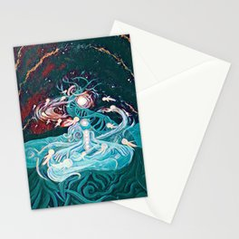 Grounded for Life Stationery Cards