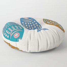 3 Fish | Multi Floor Pillow