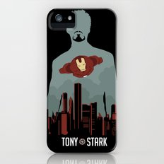 Tony Stark Slim Case iPhone SE