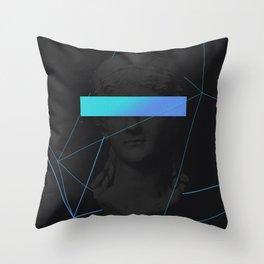 Messalina Throw Pillow