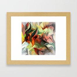 Abstract 040212 Framed Art Print
