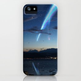 Your Name. iPhone Case