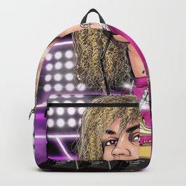 Jon z - si me gano un grammy Backpack