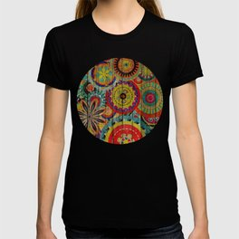 Kashmir on Wood 01 T-shirt