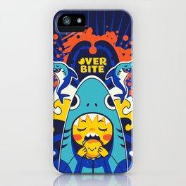 Overbite: Jawbreaker 1 iPhone Case