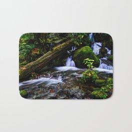 Waterfall #5 Bath Mat