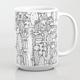 Cool as a Cactus Coffee Mug
