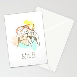 Mister R Stationery Cards