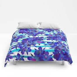 Botanical Stripes Comforters