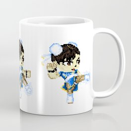 Kicky kick Coffee Mug