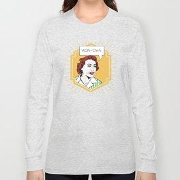 Ruth Barcan Marcus Long Sleeve T-shirt