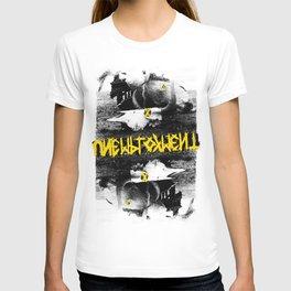 Unemployment - Dead Friends (Record Release Design#1) T-shirt