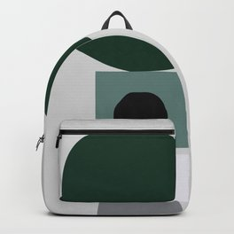 Shape study #3 - Stackable Collection Backpack