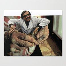 Extreme Botulism Canvas Print