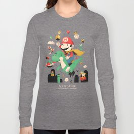 platformer Long Sleeve T-shirt