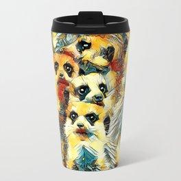 AnimalArt_Meerkat_20170604_by_JAMColorsSpecial Travel Mug