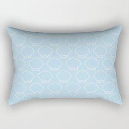 Clam-ity Jane Rectangular Pillow