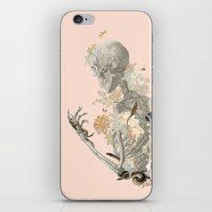 Stranger Danger I [sans type] iPhone & iPod Skin