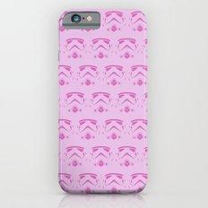 Troops In Pink Slim Case iPhone 6s