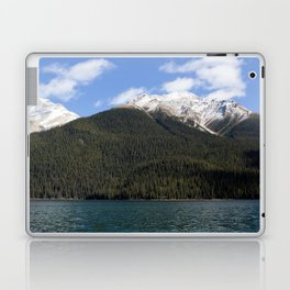 Mountains of Maligne Lake 4 Laptop & iPad Skin