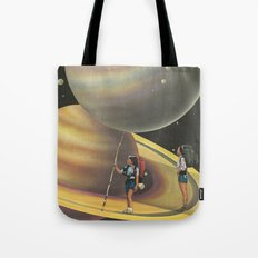 Explorers of the Universe Tote Bag