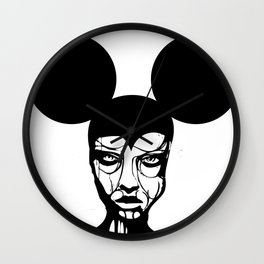 Mous Wall Clock
