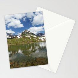 Scenery spring landscape of Kamchatka Peninsula Stationery Cards