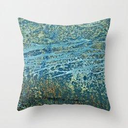 Rustic Pattern Throw Pillow