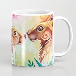 Spring Hares Coffee Mug