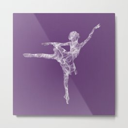 ballerina dream Metal Print