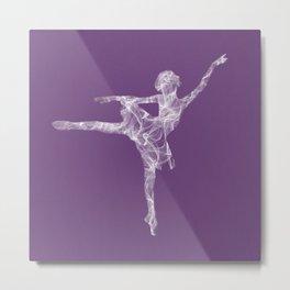 ballerina dream Metal Print