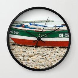 The Marina- South America Wall Clock
