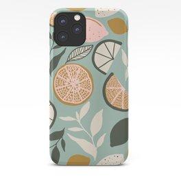 Indy Bloom Design Lemon Lime iPhone Case