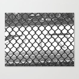 Gated in Tremont Canvas Print