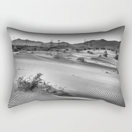 """Windy sunset"". Cabo Rectangular Pillow"