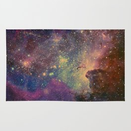 univers abstrait Rug