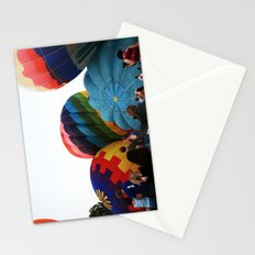 Hot-Air Balloon Stationery Cards