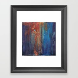 Omniscient  Framed Art Print