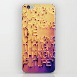 Changing iPhone Skin